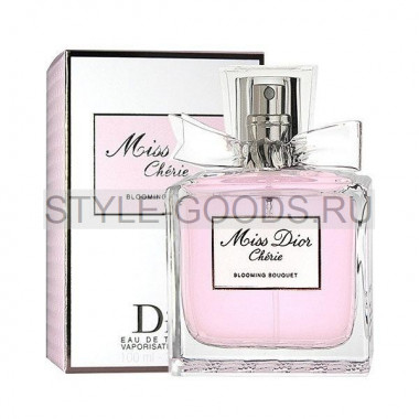 "Christian Dior ""Miss Dior Cherie Blooming Bouquet"""
