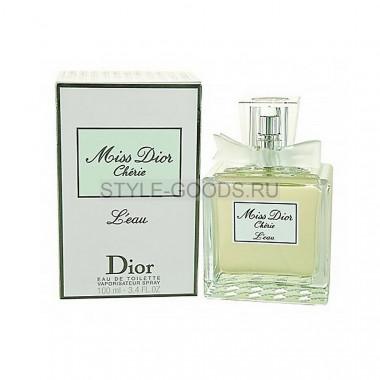 """Christian Dior """"Miss Dior Cherie L`Eau"""", 100 мл"""