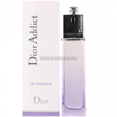 """Christian Dior """"Addict Eau Sensuelle 2012"""", 100 мл"""