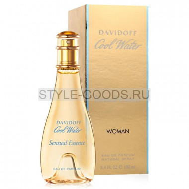 "Davidoff ""Cool Water Woman Sensual Essence"", 100 мл"