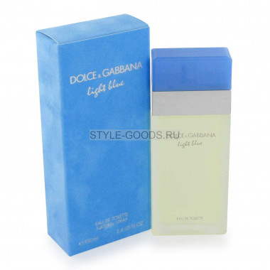 "D&G ""Light Blue"" for women, 100 мл"