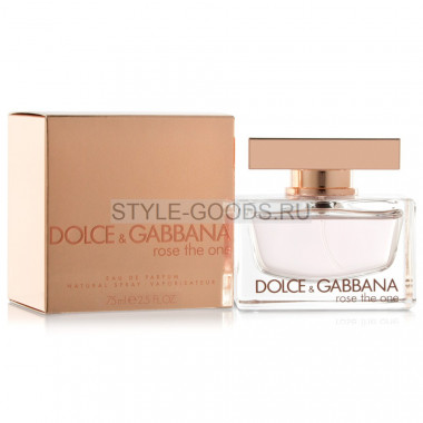 "D&G ""Rose the one"", 75 мл"