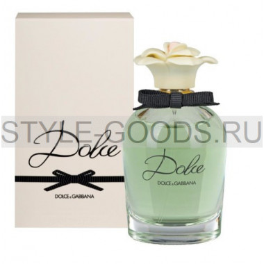 "D&G ""Dolce"", 75 мл"