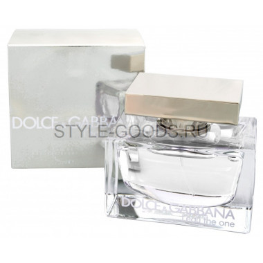"D&G ""L'eau The One"", 75 мл"