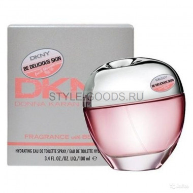 "DKNY ""Be Delicious Fresh Blossom Skin Hydrating"""