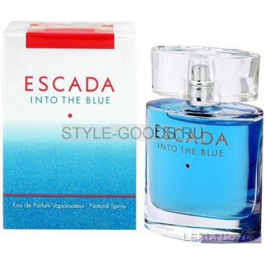 """Escada """"Into The Blue"""", 75 мл"""