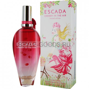 """Escada """"Cherry In The Air Limited Edition"""", 100 мл"""