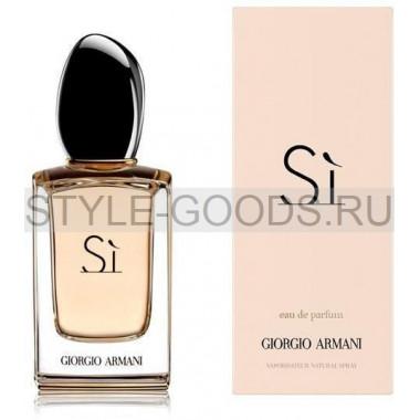 "Giorgio Armani ""Si"", 100 мл"