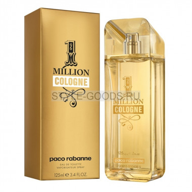 "Paco Rabanne ""1 Million Cologne"", 125 мл"