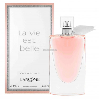 """Lancome """"La Vie Est Belle"""" eau de toilette, 100 мл"""