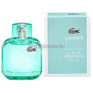 """Lacoste """"L.12.12 Pour Elle Natural"""", 90 мл"""