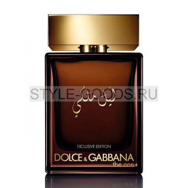 "D&G ""The One Royal Night"", 100 мл (м)"