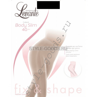Колготки LEVANTE BODY SLIM, 40 den