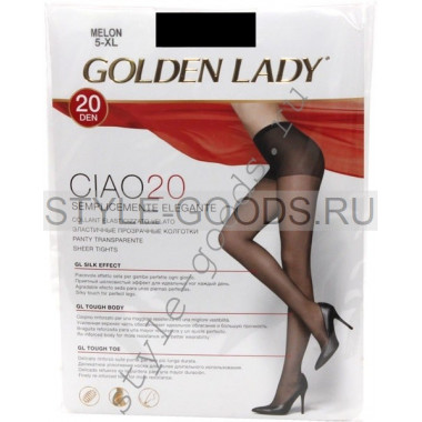 Колготки GOLDEN LADY CIAO, 20 den (оригинал)