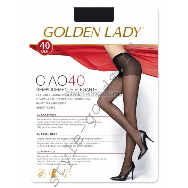Колготки GOLDEN LADY CIAO, 40 den (оригинал)