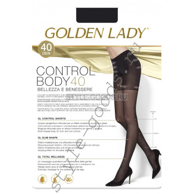 Колготки GOLDEN LADY Control Body, 40 (оригинал)