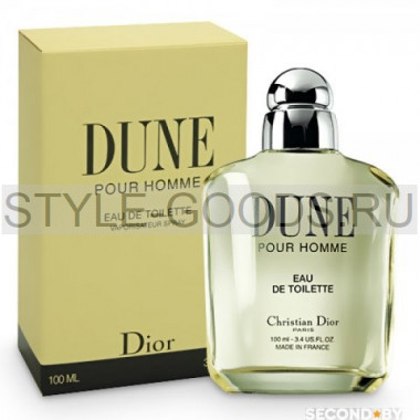 """Christian Dior """"Dune Pour Homme"""", 100 мл"""