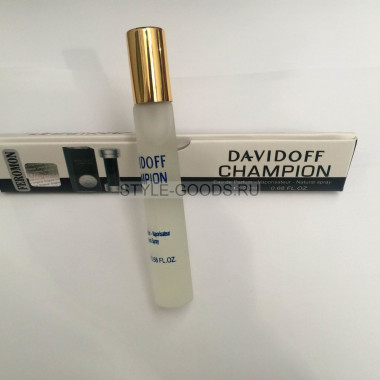 "Davidoff ""Champion"", 20 мл (м)"