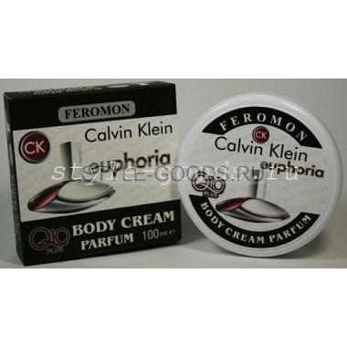 """Крем для тела Calvin Klein """"Euphoria"""" (ж)"""