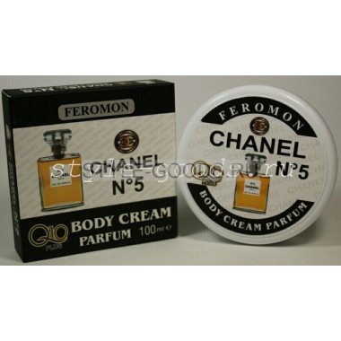 """Крем для тела Chanel """"№ 5"""" (ж)"""