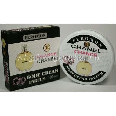 "Крем для тела Chanel ""Chance"" (ж)"