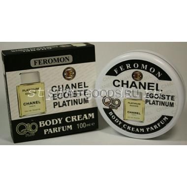 """Крем для тела Chanel """"Egoiste Platinum"""" (м)"""
