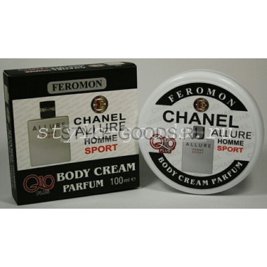 "Крем для тела Chanel ""Allure Homme Sport"" (м)"
