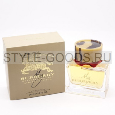 "Burberry ""My Burberry Established 1856 Ltd.Edt."""