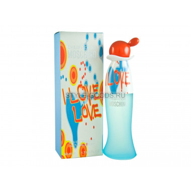 "Moschino ""Cheap&Chic I Love Love"", 100 мл"