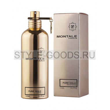 """Montale """"Pure Gold"""", 100 ml"""