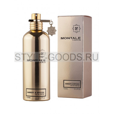 """Montale """"Amber & Spices"""", 100 ml"""