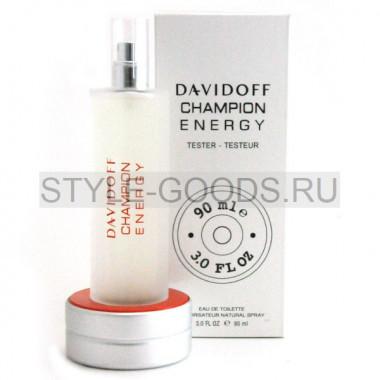 "Davidoff ""Champion Energy"", 90 мл (тестер)"