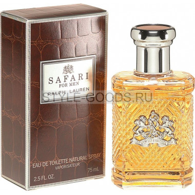 "Ralph Lauren ""Safari for men"", 125 мл"