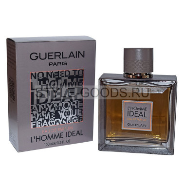 "Guerlain ""L`Homme Ideal "", 100 мл"