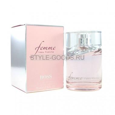 """Hugo Boss """"Femme L`eau Fraiche"""", 75 мл"""
