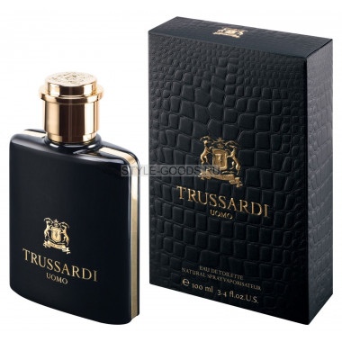 "Trussardi ""Uomo for men"", 100 мл"