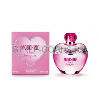 "Moschino ""Pink Bouquet"", 100 мл"