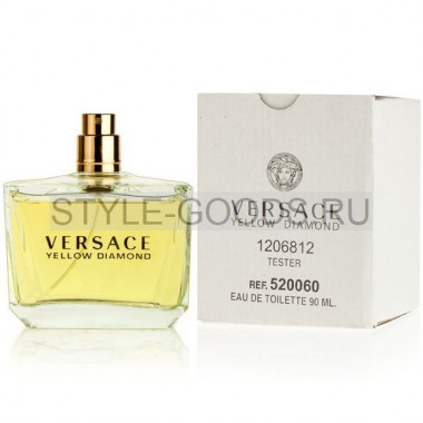 "Versace ""Yellow Diamond"", 90 мл (тестер) (ж)"