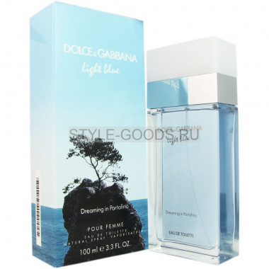 "D&G ""Light Blue Dreaming in Portofino"", 100 мл"