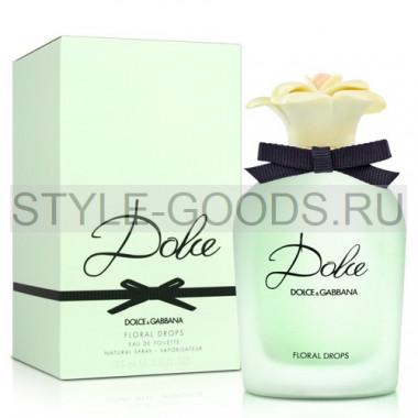 """D&G """"Dolce Floral Drops"""", 75 мл"""