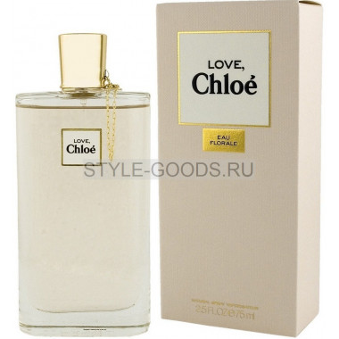 "Chloe ""Love Chloe Eau Florale"", 75 мл"
