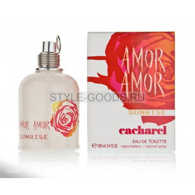 "Cacharel ""Amor Amor Sunrize"", 100 мл"