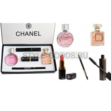 """Подарочный набор """"Chanel 5 в 1"""""""