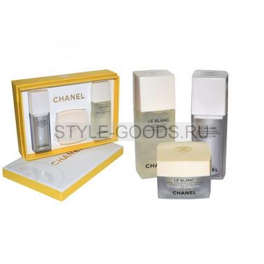 Подарочный набор для ухода за кожей Chanel 3 в 1