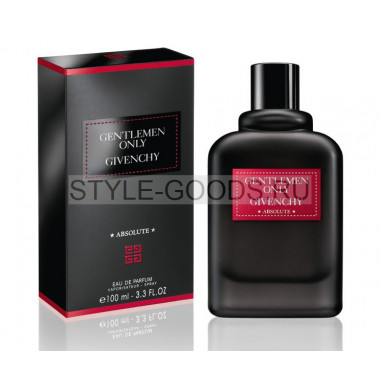 """Givenchy """"Gentlemen Only Absolute EDP"""", 100 мл"""
