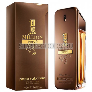 "Paco Rabanne ""1 Million Prive"", 100 мл (м)"