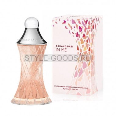 "Armand Basi ""In Me eau de parfum"", 80 мл (ж)"