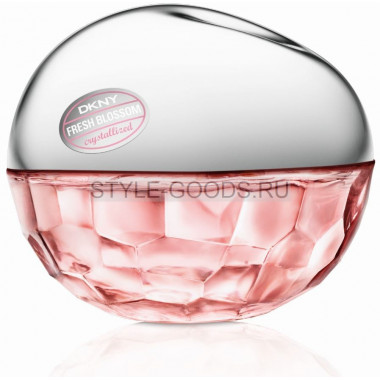 """DKNY """"Be Delicious Crystallized"""", 100 мл (ж) розовая"""