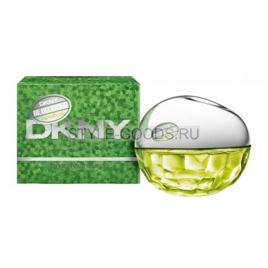 """DKNY """"Be Delicious Crystallized"""", 100 мл (ж) зеленая"""