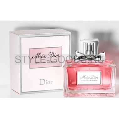 """Christian Dior """"Miss Dior Absolutely Blooming"""",100 мл"""